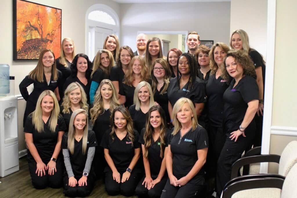 Gastonia dental team